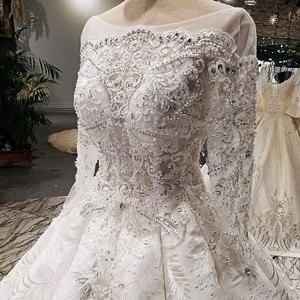 Image 2 - AIJINGYU düğün elbisesi türkiye arapça abiye nişan seksi yeni ucuz kıyafetleri meksika kıyafeti dantel gelin elbiseleri satılık