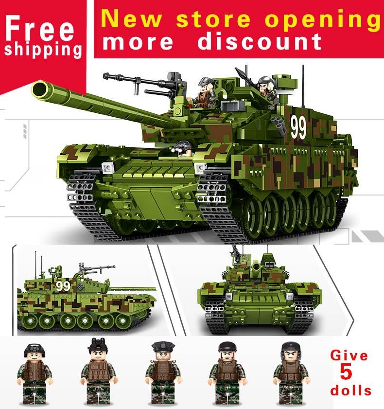 mini 1339pcs compatible legoed military army world war 2 tank helicopter building blocks Battlefield figures ww2 children boy часы mini world mn1012a