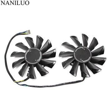 85mm PLD09210S12HH 4Pin GTX 1060 6G Cooler Fan Replace For MSI GeForce GTX 950 2GD5T OC GTX 1060 1070 1080 RX 470/570/480 ARMOR видеокарта msi geforce gtx 1080 armor 8g oc