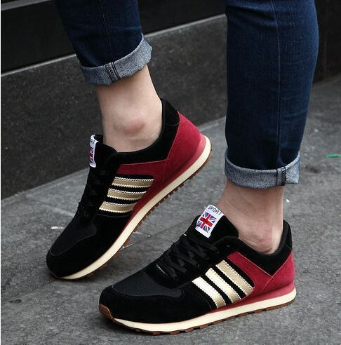 2015 New Men Sneakers Women Sport Shoes Casual Sapatos Breathable Tenis For Man Zapatos Mujer Running Shoes Zapatillas Hombre