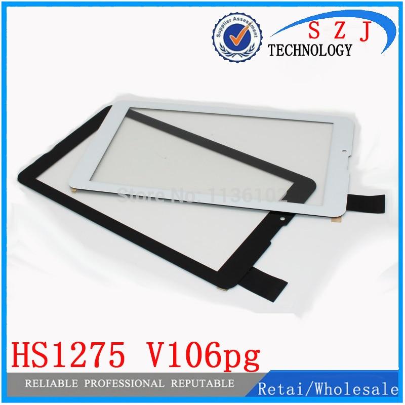 Aufrichtig Neue 7 ''zoll Texet Navipad Tm-7049 3g Tm7049 Tablet Touchscreen Digitizer Glass Sensor Ersatz Hs1275 V106pg Freies Verschiffen
