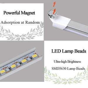 Image 3 - 새로운 USB LED 스트립 바 빛 DC5V SMD 2835 3W 5W 300lm 550lm USB LED 책상 램프 침대 옆 독서 작업 학습 조명