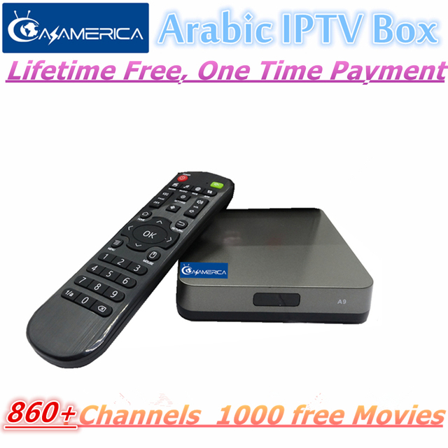 Azamerica IPTV Arabic Free Forever Arabic IPTV BOX is more better Arabic IPTV