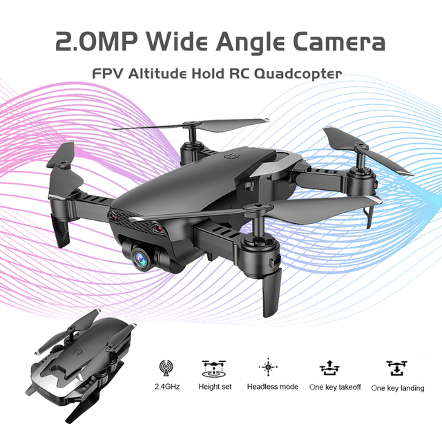 Global Drone Foldable RC Drones with Camera HD Wide Angle Mini Quadcopter High Hold Helicopter Quadrocopter Dron