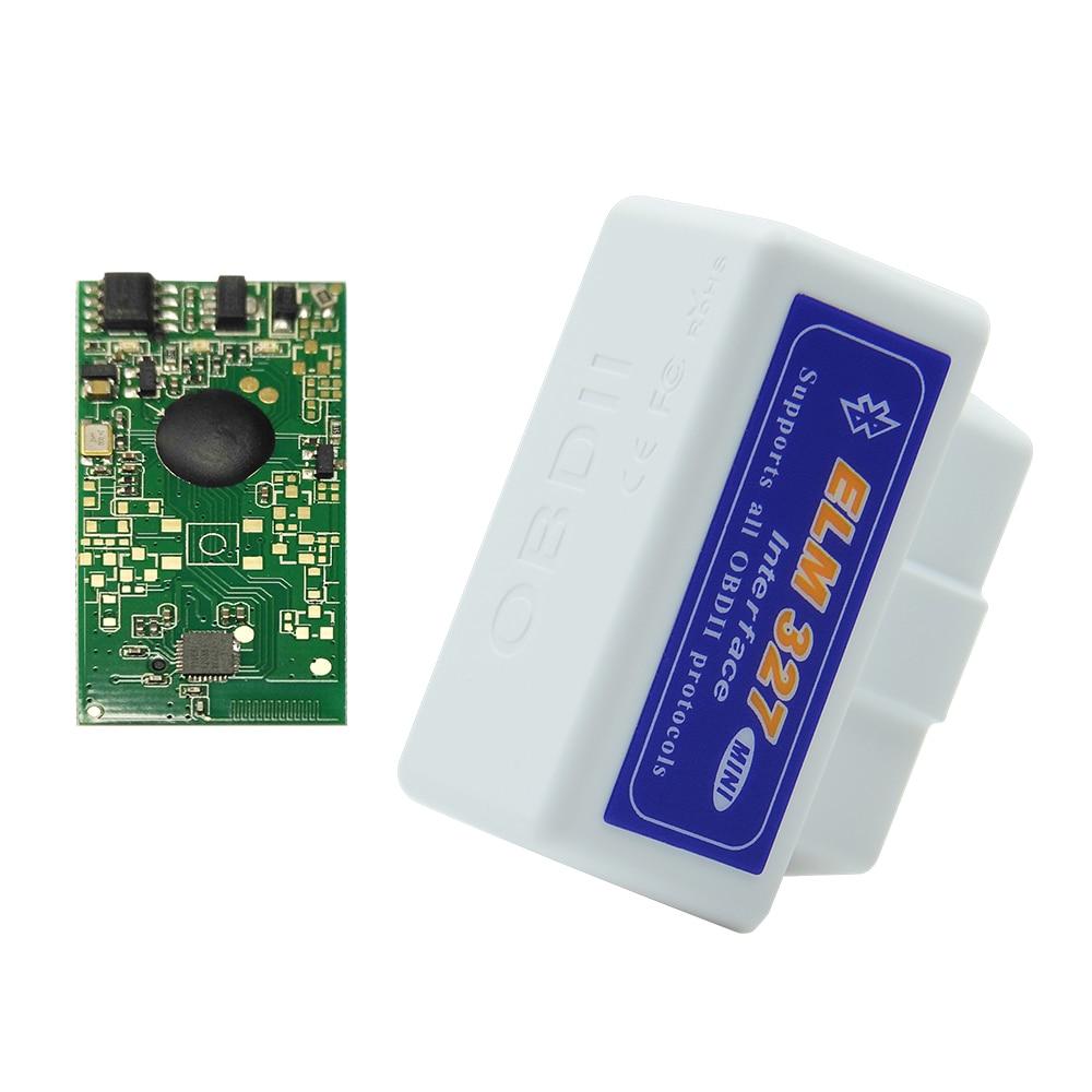 Image 4 - Latest Version Super Mini ELM327 Bluetooth V2.1 OBD2 Mini Elm 327 Car Diagnostic Scanner Tool For ODB2 OBDII Protocols-in Car Diagnostic Cables & Connectors from Automobiles & Motorcycles