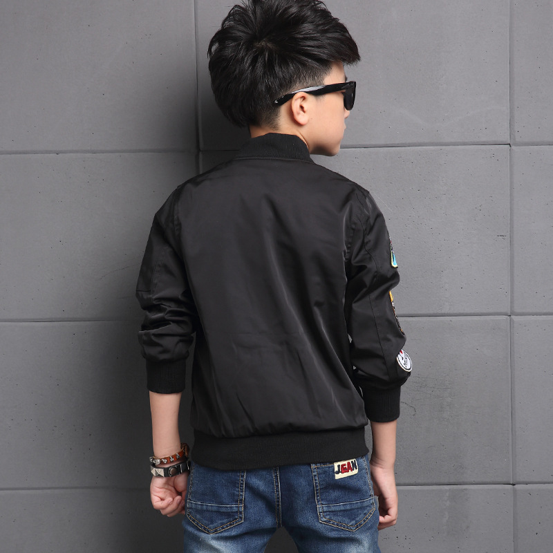 Children Jacket For Boys Coat Kids Clothes Spring Autumn 2021 Fashion Children's Winter Jackets Boy Clothing Casual Outerwear 5