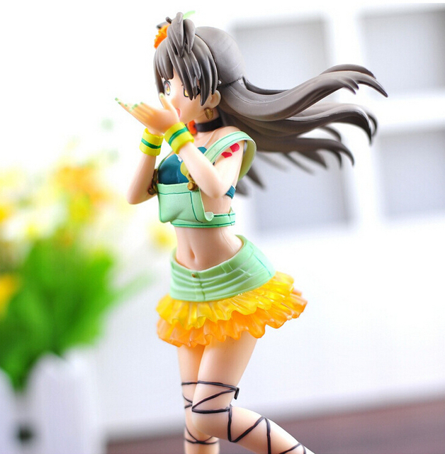 Love Live School Idol Project Minami Kotori 1/8 Action Figures PVC brinquedos Collection Figures toys for christmas gift
