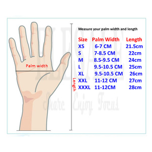 Image 4 - New 1 Pcs Cut Resistant Stainless Steel Gloves Working Safety Gloves Metal Mesh Anti Cutting For Butcher Worker