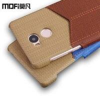 Xiaomi Redmi 4 Pro Case Leather Wallet Redmi 4 Pro Cover Back Mofi Original Card Slot