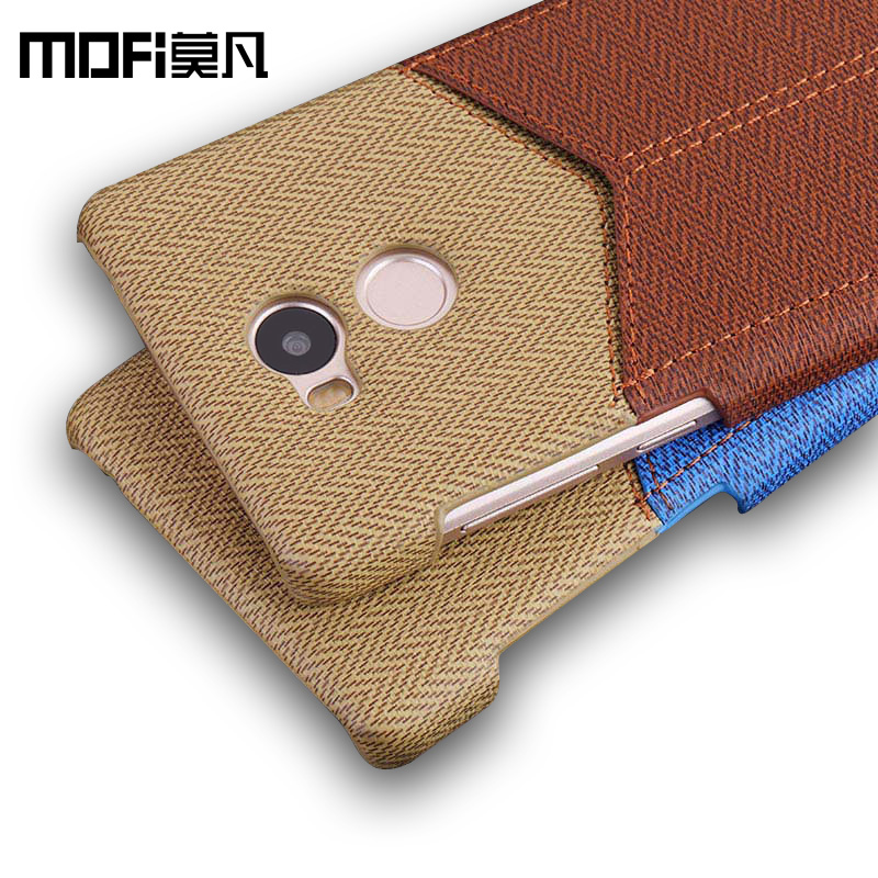 xiaomi redmi pro case leather wallet redmi pro cover back mofi original