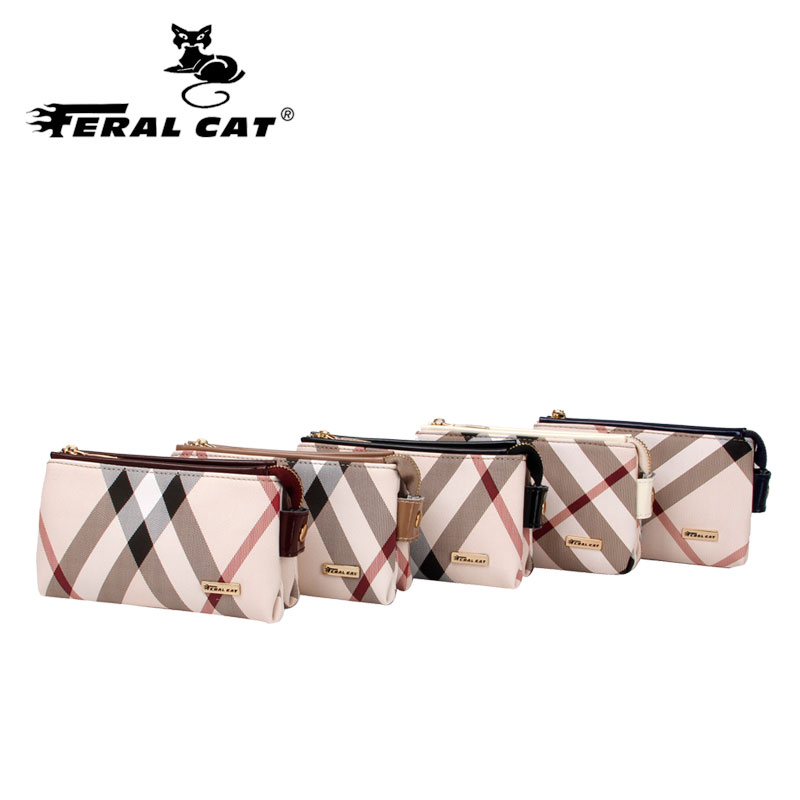 FERAL CAT PVC Clutches  Bags Womens Fashion Crossbody Small Clutch bolsos mujer de marca famosa 2019bag women