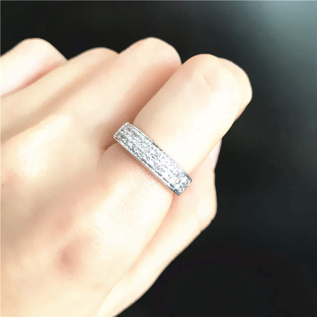 Beautiful Ring Simple Shinning Rings Women S Gift Alw1683 In
