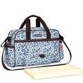 Мумия Материнства сумки Многофункциональный пеленки мешок детские коляски сумку водонепроницаемый подгузник сумка детские изменение мешки для матери