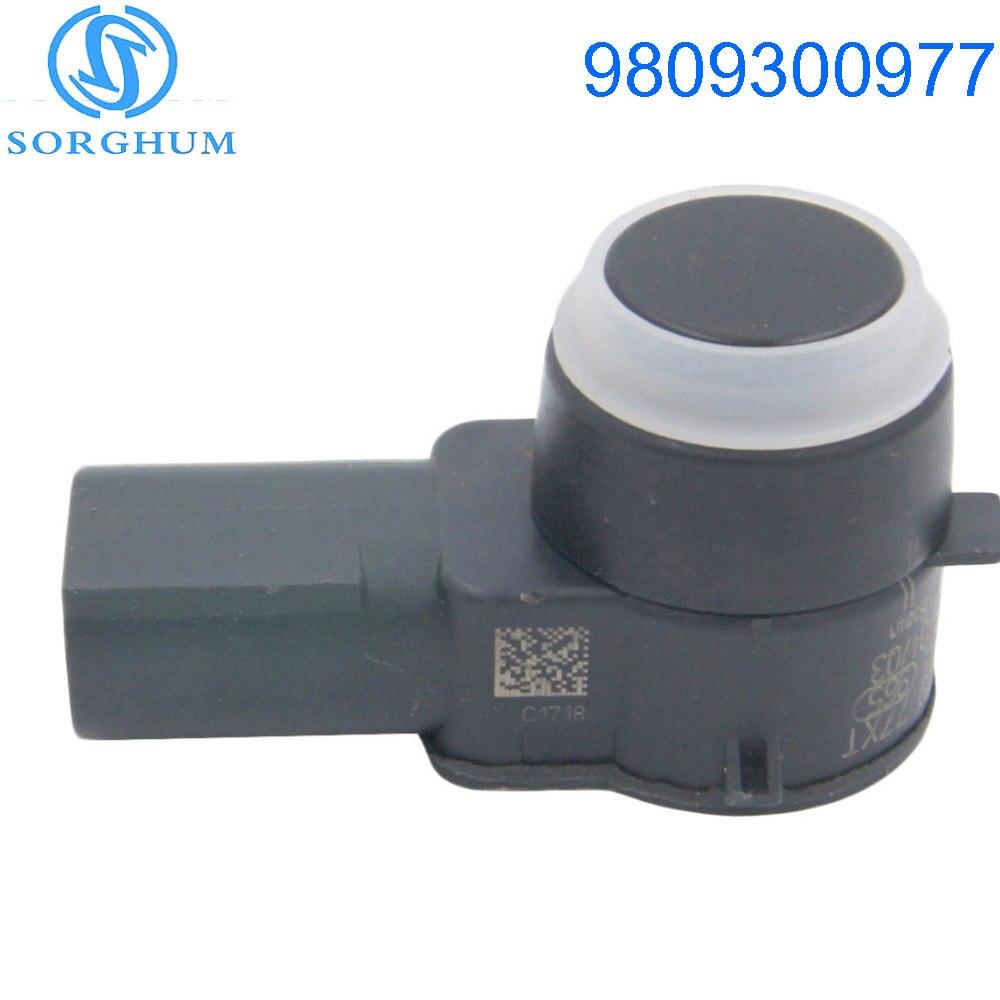 New 9809300977 Car Pdc Parking Sensor For Peugeot Citroen 0263023912 9809300977XT For Peugeot 508 (2010-2015)