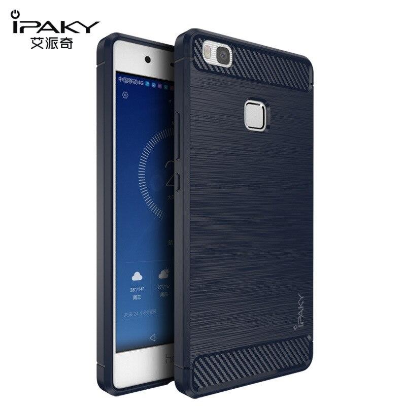համար Huawei P9 Lite Case բնօրինակը IPAKY - Բջջային հեռախոսի պարագաներ և պահեստամասեր - Լուսանկար 3