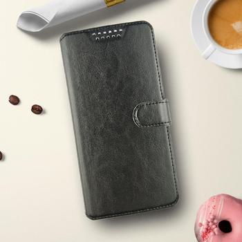 Перейти на Алиэкспресс и купить Роскошный чехол-кошелек для Elephone P11 3D A6 mini A3 A5 lite A5 A4 PRO Filp, чехлы для телефонов из шелковой кожи