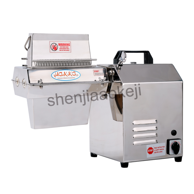 Electric meat tenderizer loose meat machine Stainless steel commercial burdock pine meat tenderizer machine 220-240V