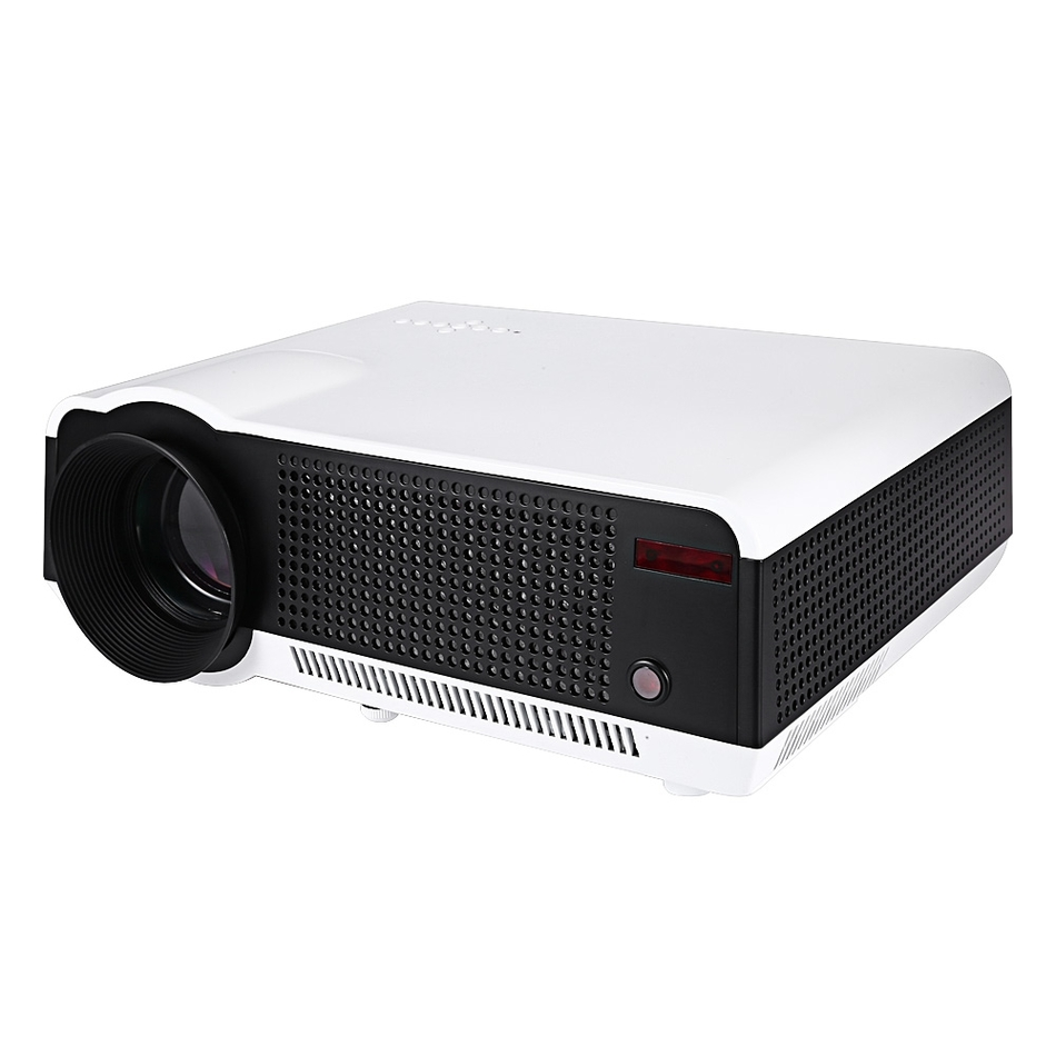 Led Projector 3500 Lumens Beamer 1280 800 Lcd Projector Tv: LED 86 LCD Projector 3500 Lumens 1280 X 800 Pixels Full HD