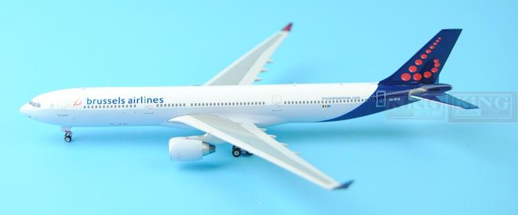 New: Phoenix 11205 Belgian Brussels Airlines OO-SFW 1:400 A330-300 commercial jetliners plane model hobby phoenix 11006 asian aviation hs xta a330 300 thailand 1 400 commercial jetliners plane model hobby