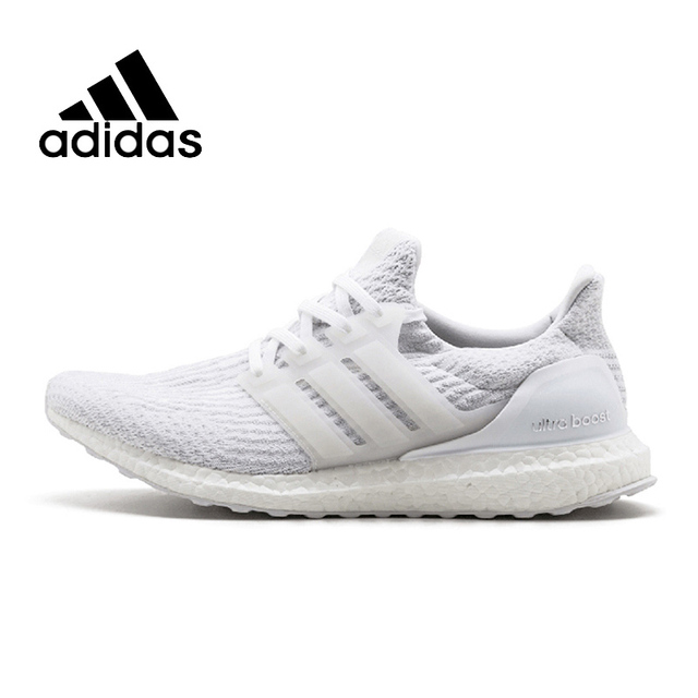 ADIDAS Original New Arrival Ultra Boost UB 3.0 Mens Running Shoes Mesh  Breathable Stability High Quality