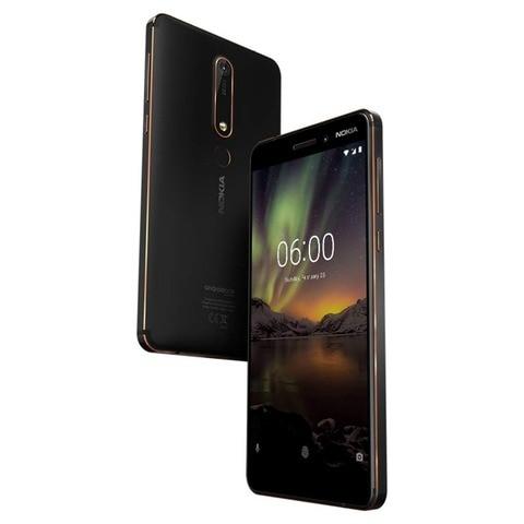 Unlocked Original Nokia 6.1 (2018) 5.5inch Screen 3GB RAM 32GB ROM Snapdragon 630 16.0MP Fingerprint Islamabad
