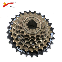 6 Speed Cassette 14 28T Bicycle Freewheel For Gear Hub Wheel Sprockets Bike Mountain Bike Road