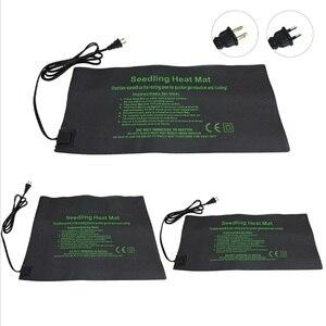 Image 3 - 24*52CM 52*52CM 121*52CM Plant Heating Mat Seedling Flower Electric Blanket Waterproof Warm Durable Hydroponic Heating Pad