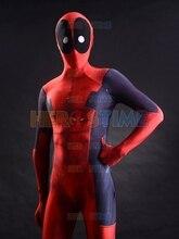 Deadpool Kostum Otot Warna Berubah Sesuai dengan Hot Sale Halloween Fullbody Deadpool Superhero Kostum Gratis Pengiriman