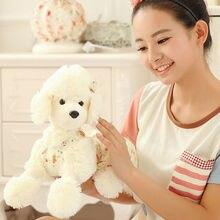 Manufacturer of plush toys wholesale and retail/kawaii poodle Shepherd kid baby toy plush stuffed staff dog kids toys dogs