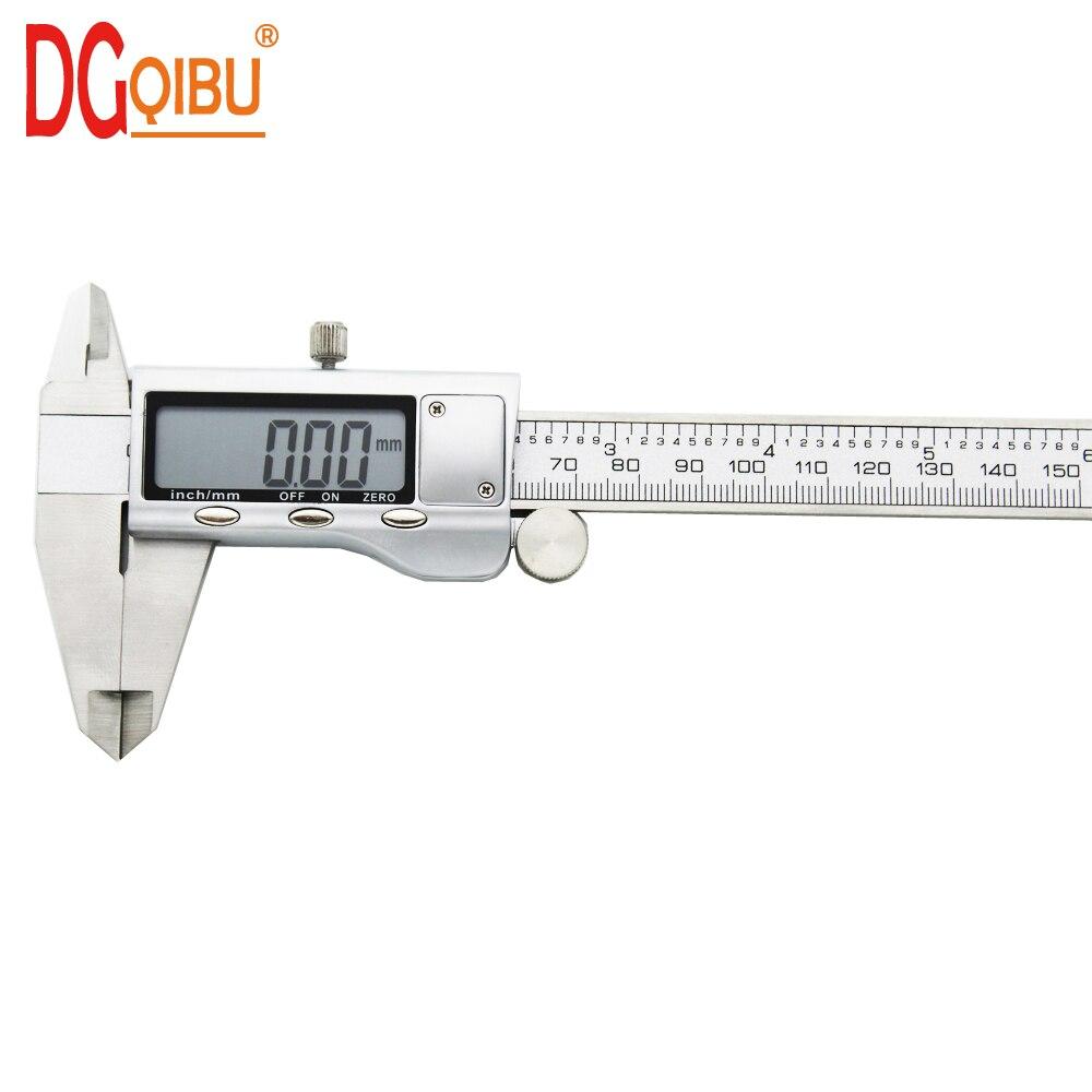 Vernier Caliper Gauge Micrometer Inside Outside Depth Step 0-150mm 6 Inch New