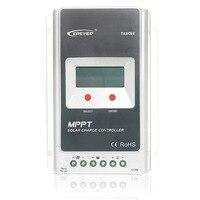 EPEVER 2210A Baterii Regulator 20A MPPT Regulator Ładowania Słonecznego PV Wejścia 12 V/24VDC Z Wyświetlaczem LCD Przeciążenia Przeładowaniem Protect