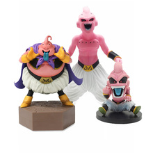 купить Dragon Ball Z Buu Figure Toy DX DXF Fat Slim Majin Boo Anime DBZ Collectible Model Dolls онлайн