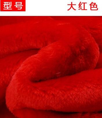5 # წითელი 1 მეტრი 8 მმ Minky - ხელოვნება, რეწვა და კერვა