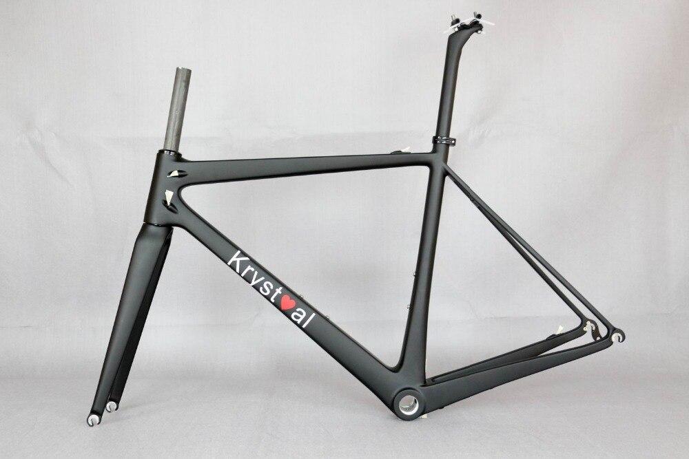 700C Bicicleta de Estrada De Fibra De Carbono Duro Corridas Quadro Da Bicicleta, aceitar pintura quadro de carbono, agora estrutura de taxa de costume, OEM reino unido famoso quadro
