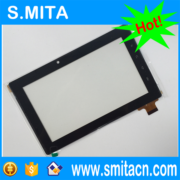 7 inch tablet pc touchscreen panel DR1551-A for Freelander PD10 PD20 capacitive screen