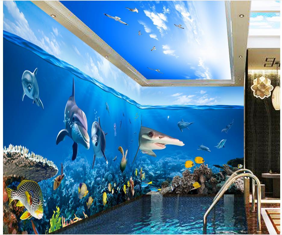 Oceans Wallpaper With Designs – Jerusalem House