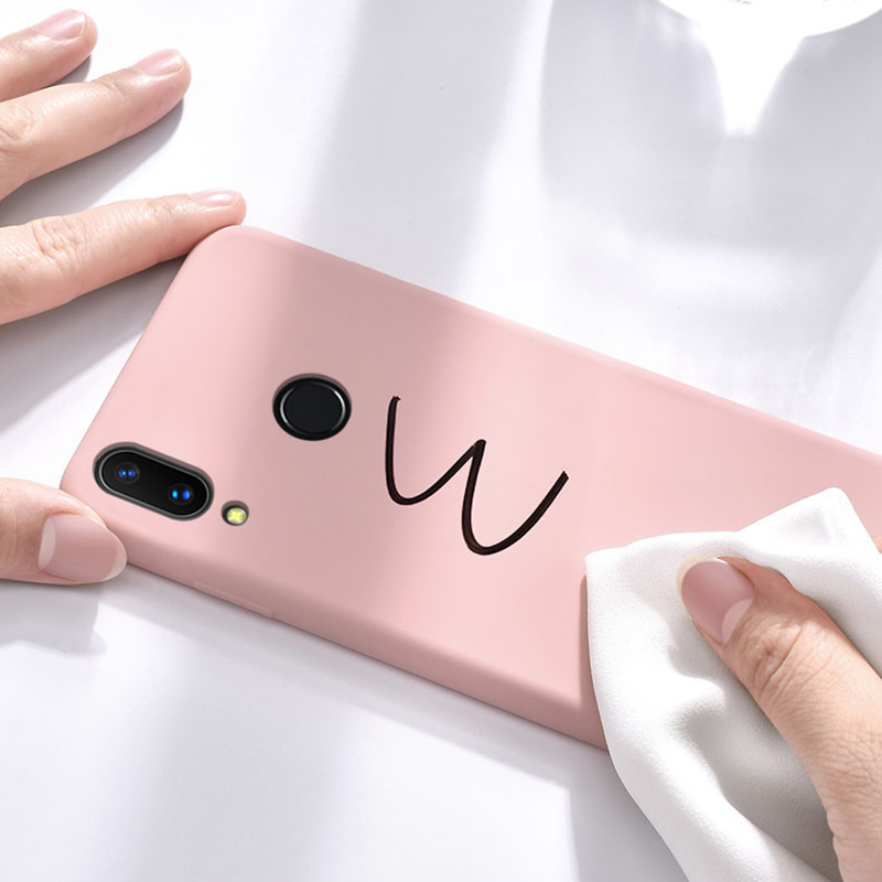 Original Soft Summer Liquid Silicone Cover For Xiaomi Mi 8 Lite Mi 9 SE K20 A2 Lite On Redmi Note 7 Redmi 7A 6A 6 CC9 Case TPU in Fitted Cases from Cellphones Telecommunications