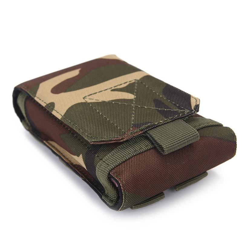 Waterproof Outdoor Camouflage Waist Bag Suitable for Outdoor Sport Activity 2