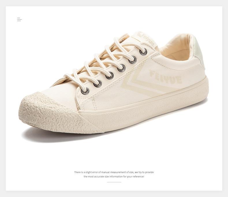 Feiyue shoes New classic Martial arts Tai Chi canvas shoes Rubber shoes men women sneakers 17