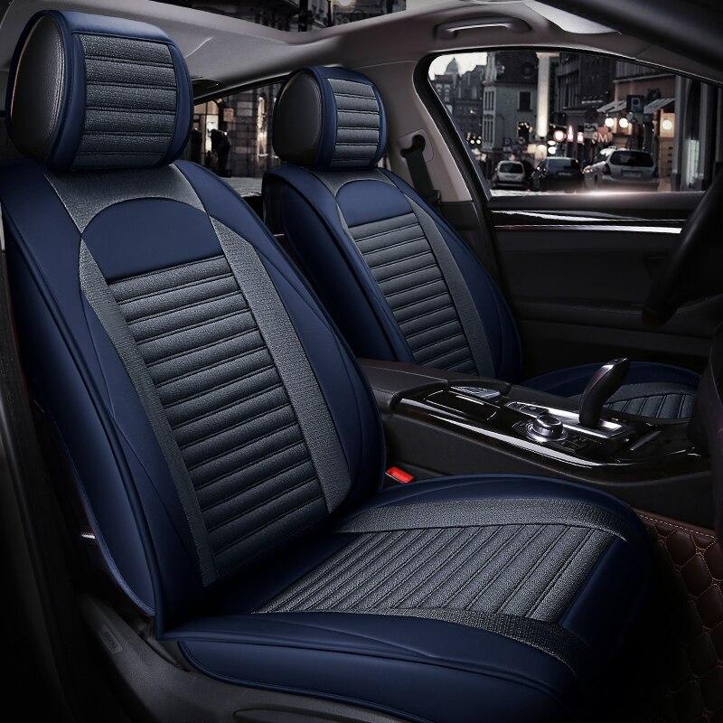 Чехол для автокресла, чехлы для сидений mercedes benz m class ml 350 ml320 W163 W164 w166 gle GLE43 GLE63 GLE63S