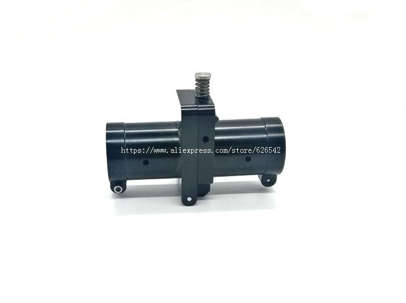 Cnc aluminium mm tube arm folding transverse connector