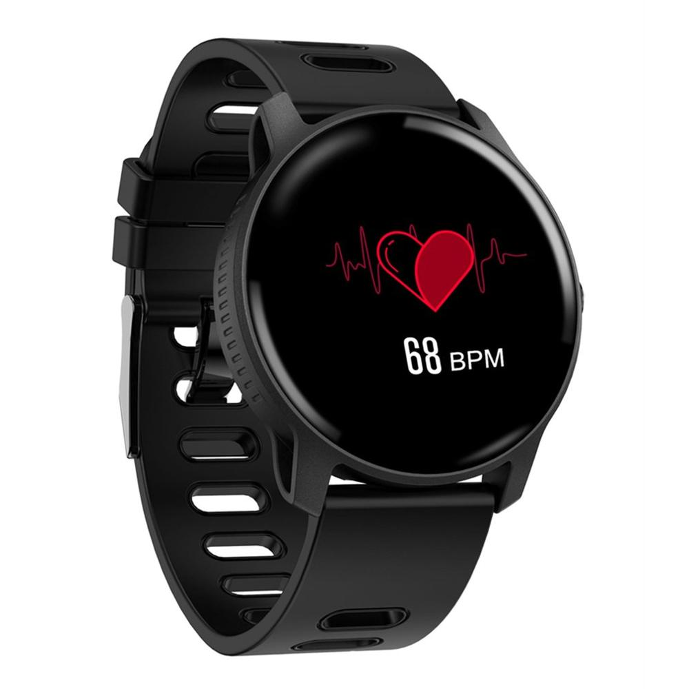 Smart Watch <font><b>S08</b></font> IP68 Waterproof Fitness Tracker Heart Rate monitor <font><b>Smartwatch</b></font> Women Clock for android for IOS Phone image