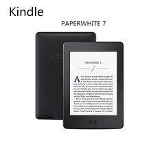 Kindle Paperwhite 7 используется, но хорошее состояние поколение читателей электронных книг Встроенный светильник 6 дюймов 4 Гб электронная книга чи...