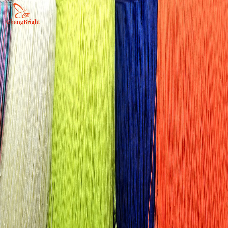 1 Yard 50//100cm Long Fringe Trim Tassel DIY Latin Dress Accessories Lace Ribbon