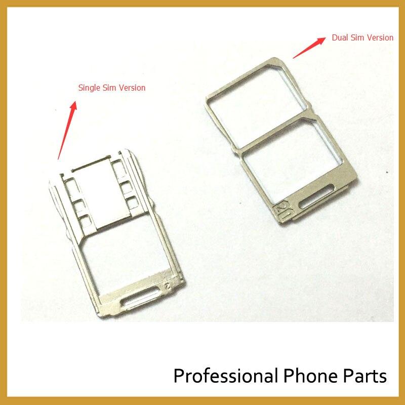 Metal Material New Sim Card Tray Holder Slot  For Sony Xperia M5 E5663 E5603 E5606 M5 Dual E5653 E5633 E5643 Replacement Parts