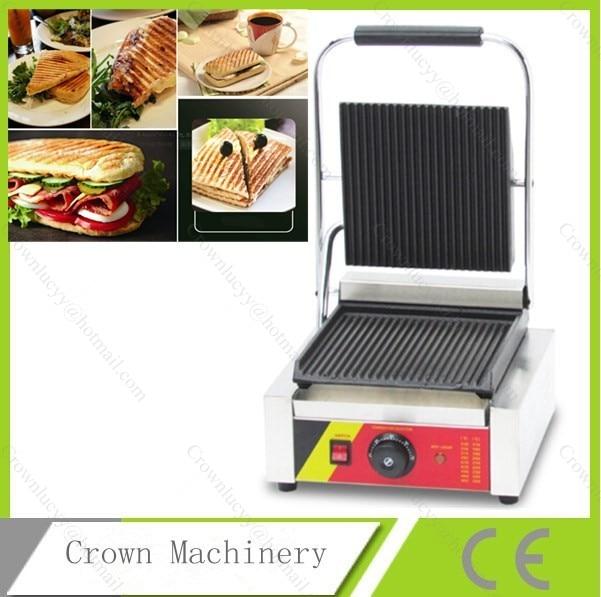 electric panini machine panini grill panini griddle single panini machine for sale in. Black Bedroom Furniture Sets. Home Design Ideas