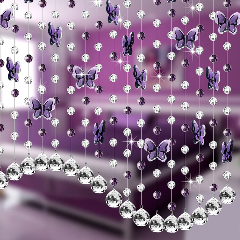 Online Buy Wholesale Crystal Bead Curtain From China -9921