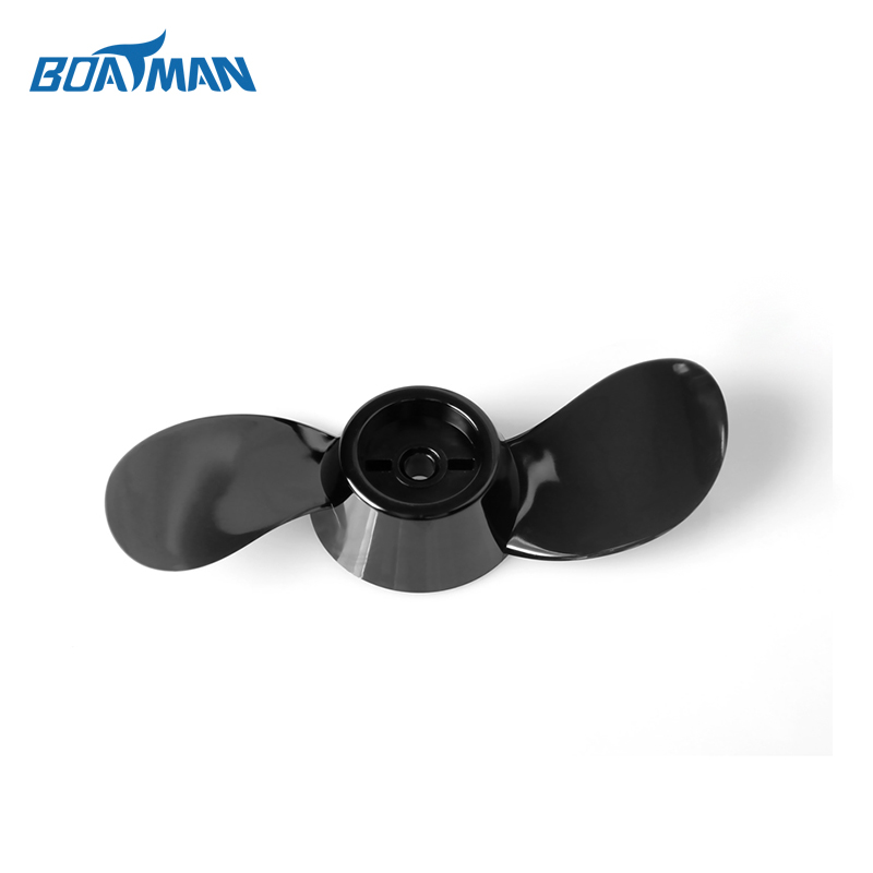 outboard propeller  diameter 165mm with 2blades for sea surf fishing bait boat fishing accessoriesoutboard propeller  diameter 165mm with 2blades for sea surf fishing bait boat fishing accessories