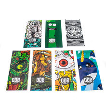 18650 Battry Wrap Battery Sticker Protective Skin for 18650 Battery Electronic Cigarette Accessories ODB Series(China)