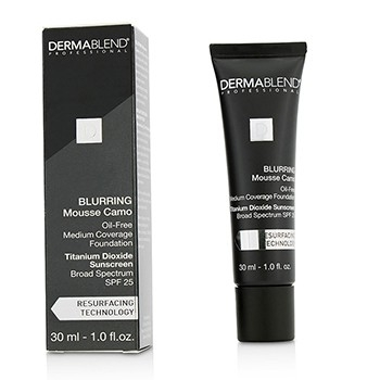 Dermablend 210218 1 oz Blurring Mousee No.35N Camo Oil Free Foundation SPF 25 Wheat масло concept wheat hydro oil